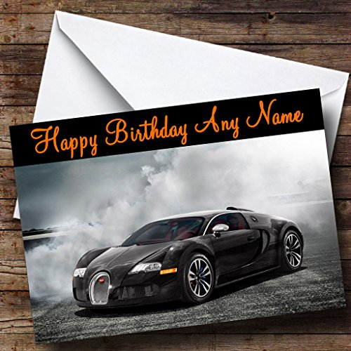 personalised-black-bugatti-veyron-birthday-card