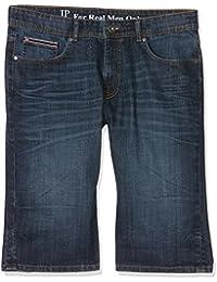 JP 1880 Große Größen Herren große Größen bis 66   Jeans-Bermuda   Denim- Shorts, kurze Hose, Stretch   5-Pocket,… 47463b6a9d