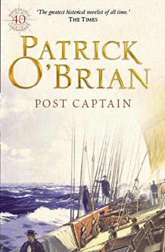 Post Captain por Patrick O'Brian