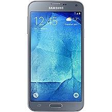 Samsung Galaxy S5 neo SM-G903F 16GB 4G Plata - Smartphone (SIM única, Android, MicroSIM, EDGE, GPRS, GSM, HSPA+, HSUPA, UMTS, LTE)