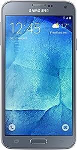 Samsung Galaxy 5S NEO G903F silver Smartphone d▒bloqu▒ 4G (Ecran: 5,1 pouces - 16 Go - Simple Micro-SIM - Android 5.1 Lollipop) Argent