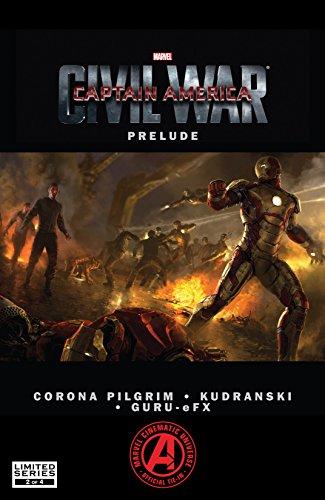 Marvel's Captain America: Civil War Prelude #2 (of 4)