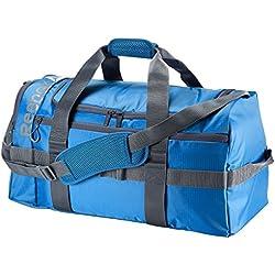 Reebok–Bolsa de deporte One Series tr Medium Grip, color azul, tamaño OS
