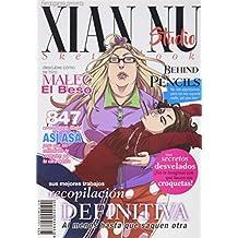 Xian Nu Studio Sketchbook (Linea Infinite)