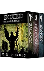 Boxed: The Divine, Books 1-3 (English Edition)