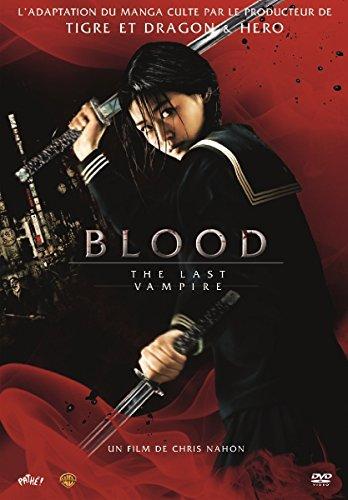 Blood - the last vampire : le film ; le manga - Edition limitée [Blu-ray] [FR Import]