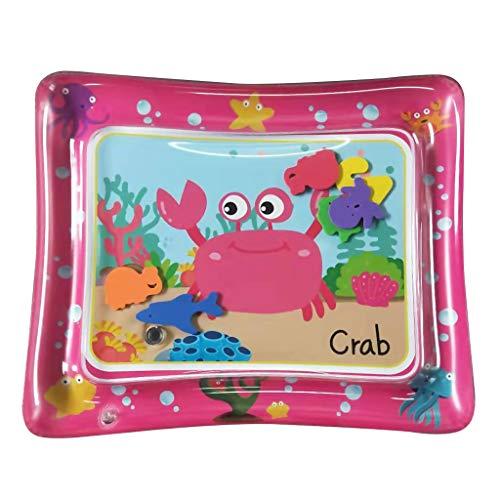 jfhrfged Baby aufblasbare Patted Wasser Play Pad Spielzeug Baby Prostrate Wasser gefüllt Kissen
