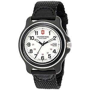 Victorinox 249086– Reloj de Hombre, Esfera analógica Original