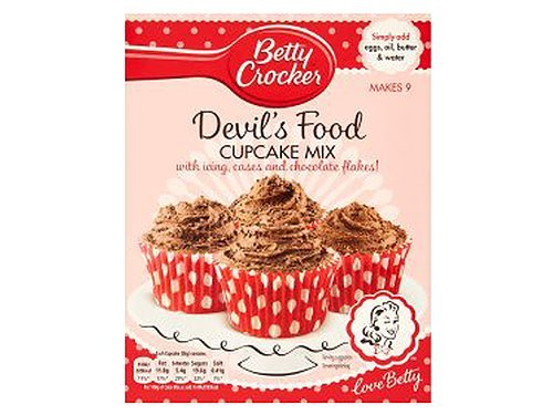 betty-crocker-devils-mix-per-cupcake-con-glassatura-astucci-e-scaglie-di-cioccolato-277g