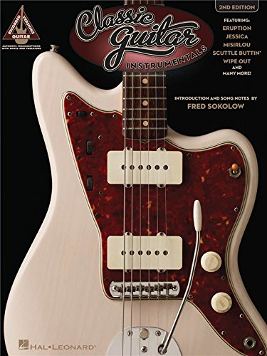 Classic Guitar Instrumentals – 2nd Edition. Part...