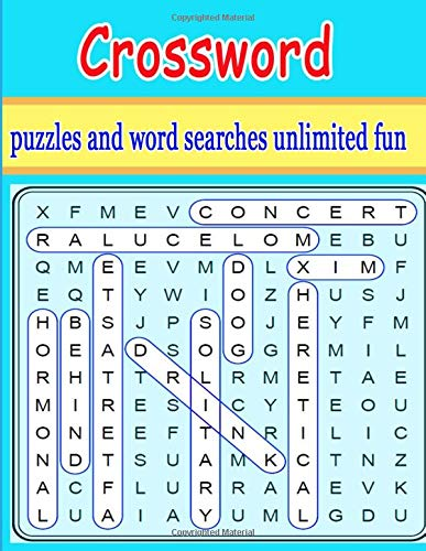 crossword puzzles and word searches unlimited fun: Are you ready to rise to wordsearch challenge ?  Hope you enjoy with this