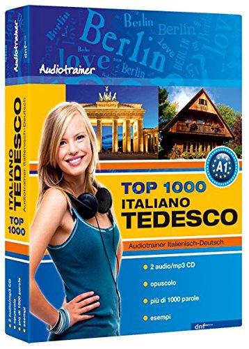 Audiotrainer Deutsch als Fremdsprache Italienisch-Deutsch