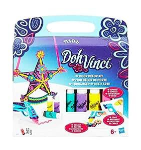 Play-Doh - A7192eu40 - Loisirs Créatifs - Doh-Vinci - Décor de porte