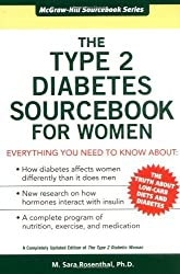 The Type 2 Diabetes Sourcebook for Women (Sourcebooks) by M. Sara Rosenthal (2005-05-09)