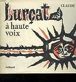 LURCAT A HAUTE VOIX. de FAUX CLAUDE.