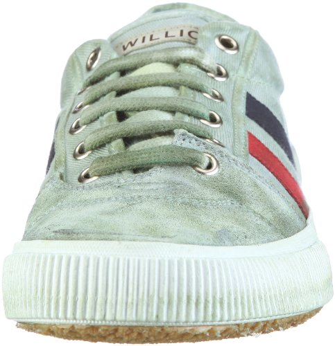 Williot ROYAL ROYAL 004 Herren Sneaker Grün/Green Tinted