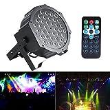 72W RGB LED Bühnenbeleuchtung Bühne Licht DJ Disco Party DMX Lichteffekt
