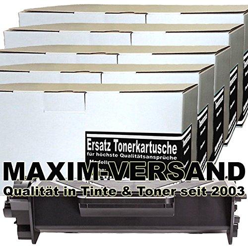 MAXIMPRINT 5 Laser-Toner-Kartuschen SET kompatibel Brother TN-3480 BK Black, Schwarz, ca. 8.000 Seiten bei 5 % Deckung, kompatibel zu Brother Laserdrucker Brother DCP L5500 DN L6600 DW HL L5000 D L5100 DN L5100 DNT L5100 DNTT L5100 Series L5200 DW L5200 DWT L5200 Series L6250 DN L6300 DW L6300 DWT L6300 Series L6400 DW L6400 DWT L6400 DWTT L6400 Series MFC L5700 DN L5700 Series L5750 DW L6800 DW L6800 DWT L6800 Series L6900 DW L6900 DWT L6900 Series -