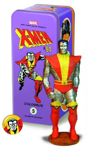 Dark Horse Deluxe Marvel Classic Characters: Uncanny X-Men #94 #5: Colossus Statue, Figurines