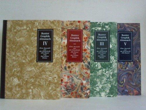 Eine Auswahl aus der Zeitschrift Die Kunst und das schöne Heim. 4 Bände