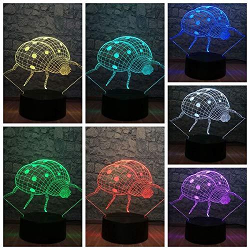 christmas gifts Led Deko 3D RGB LED Nachtlicht Ice Blade Hockey Skate Schuhe Multicolor Ändern Tischlampe für Kinder Geschenk Zimmer Sport Sport Decor Mit fernbedienung