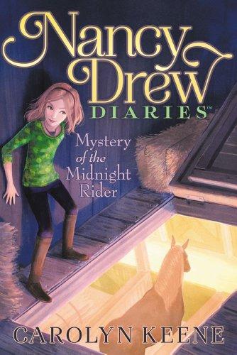 Mystery of the Midnight Rider (Nancy Drew Diaries, Band 3) - Drew Boys Nancy Hardy
