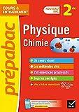 Physique-chimie 2de - Prépabac: nouveau programme de Seconde 2019-2020...