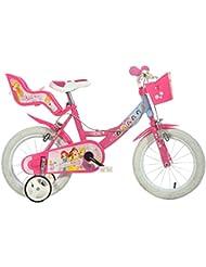 12 14 16 Zoll Princess Prinzessin Kinderfahrrad Kinderrad Fahrrad Rad Bike