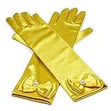RUNHENG - Guanti - ragazza giallo Golden Yellow