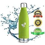 Aorin 500ml Trinkflasche (Apple Green) - 2