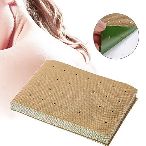 Wärmepflaster mit Rücken Schulter Nacken Bauch, 20 Stück Wärmepads zur Schmerzlinderung, Selbstklebend Wärmekissen Wärmespender Körperwärmer für Massage & Entspannung