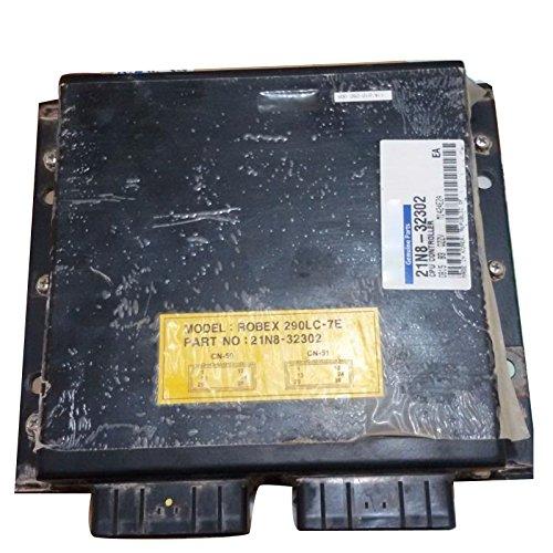 Assy Cpu (sinocmp 21N8-32302CPU Controller ASS 'Y für Hyundai Bagger r290lc-7Robex 290lc-7e Kontrolle Einheit, 1Jahr Garantie)