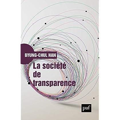 La société de transparence (Hors collection)