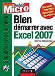 Bien d�marrer avec Excel 2007