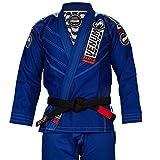 Venum Elite Light 2.0 BJJ Kimono, Hombre, Azul, A3