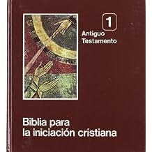 Biblia para la iniciacion cristiana