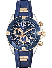 Guess GC by Uhr Herren Sport Chic Collection Sport Racer Chronograph y02009g7