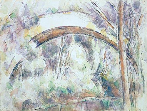 Das Museum Outlet-Brücke Der trois-sautets, 1906(Gap)-Leinwand Print Online kaufen (101,6x 127cm) Baby Gap Outlet