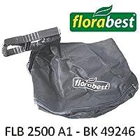 Florabest Sacco di Racolta con Supporto per Aspirafoglie FLB 2500 A1 BK - Utensili elettrici da giardino - Confronta prezzi
