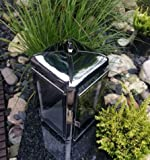 Graveside Memorial-Lanterna quadrata, Cemetery Grave, 8, 167,64 cm x (66 4, 83,82 (33 cm
