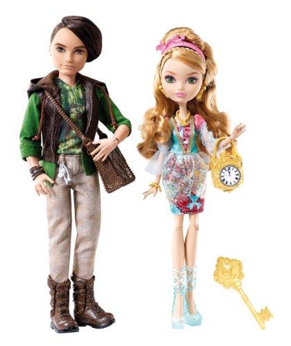 Ever After High - Pack de 2 muñecas (Mattel BFX04)