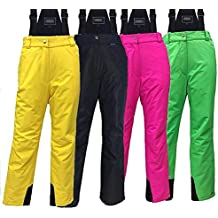 de8eb6f592 Zhangcaiyun Chaqueta de esquí de Las Mujeres Pantalones de esquí para Mujer  Tablero Individual Tablero Doble