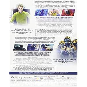 Coffret blu ray 3D : star trek into darkness ; transformers 3