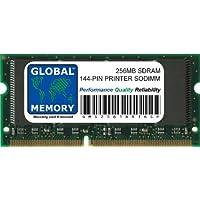 256MB SDRAM 144-PIN SODIMM MEMORIA RAM PER STAMPANTI (RICOH-XAI256 , GESTETNER , 70043201 , ZMC256-A , 001103MIUL , 311-1319 , 001180MIU , SAVIN , 001103MIU , ZMD256 , ZMD256-A , 70050301 , BROTHER)