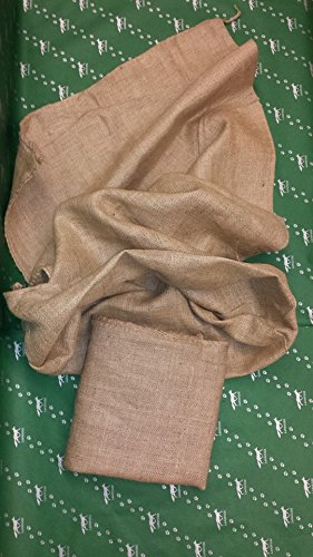 Jutesack groß MAXI ca. 65x135 cm 5er Pack dichtes, starkes Gewebe H335, 100 kg