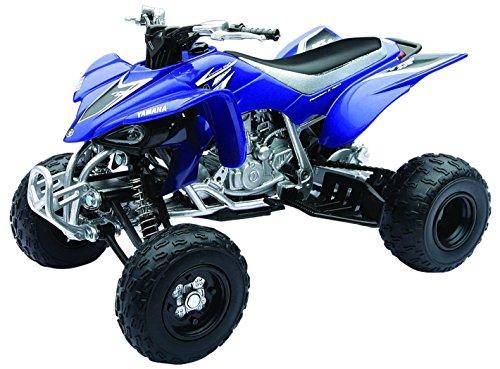 New Ray - 43933 - Vehicule Miniature - Moto - Quad Yamaha YFZ 450 - Bleu