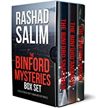 The Binford Mysteries: A Collection of Gritty Mystery Novels (3 - BOOK BOX SET) (English Edition)