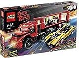 LEGO Speed Racer 8160: Cruncher Block & Racer X
