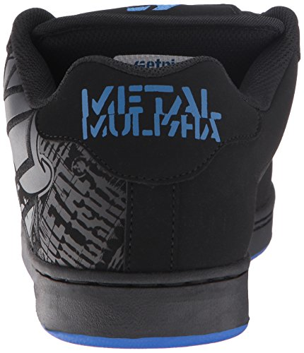 Etnies METAL MULISHA FADER, Chaussures de Skateboard homme Schwarz (564 , BLACK/DARK GREY/ROYAL)