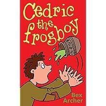 Cedric the frogboy